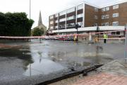 Repairs to burst Surbiton water pipe will continue into next week