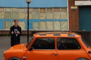 Teenager begins drive to raise £1.2m to save 'birthplace of the Mini-Cooper'