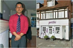 Police hunting waiter accused of sexually assaulting woman in Surbiton restaurant
